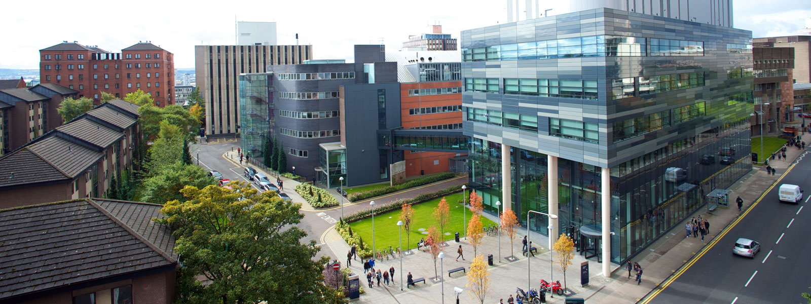 University of Strathclyde, ISC