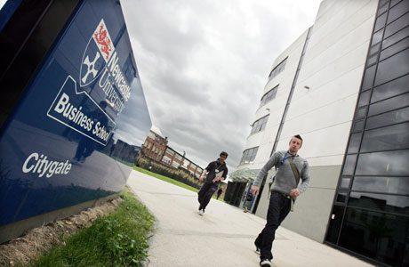 Newcastle Business School, Newcastle University, MBA, Study UK, Russell Group