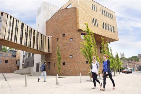 Yorkstj Business School, York St John University, MBA, Study UK