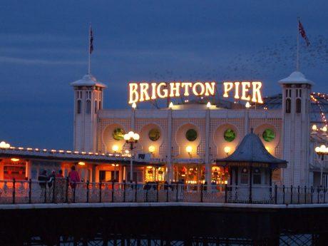 Brighton, Brighton Pier
