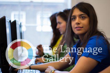 The Language Gallery, TLG