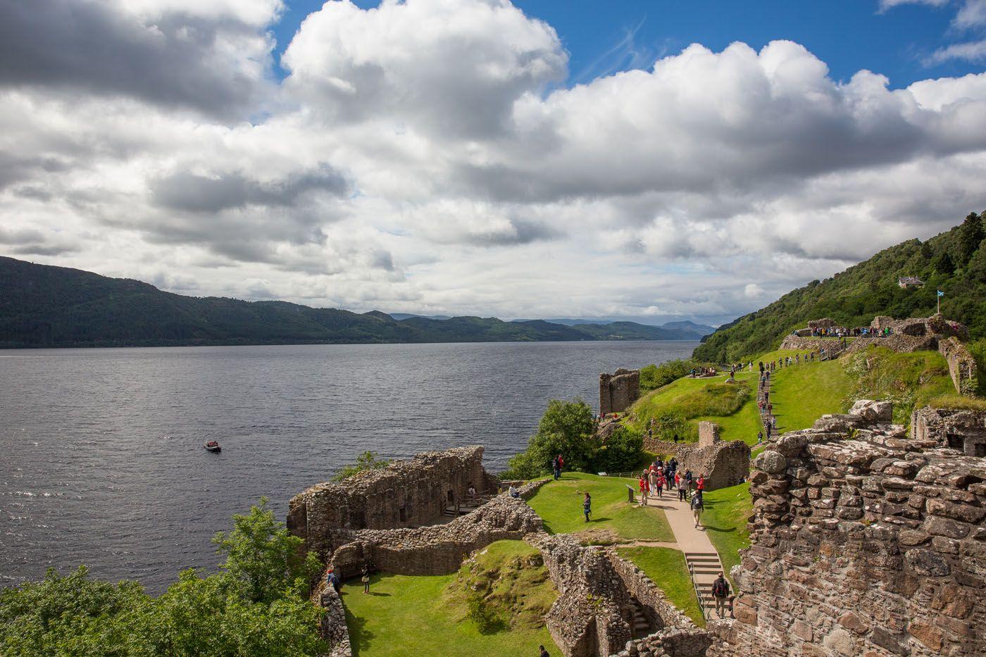 Loch-Ness-from-Urquhart-Castle