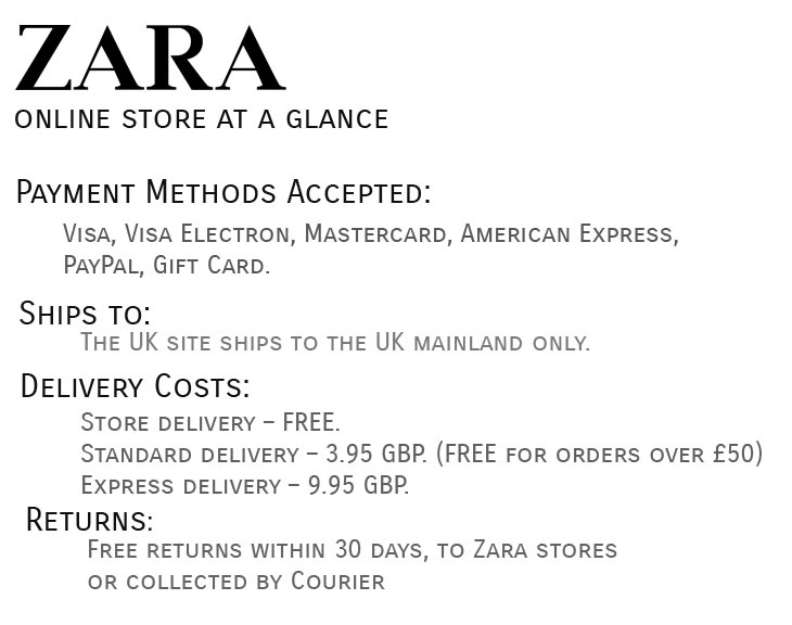 zara-online-store-at-a-glance