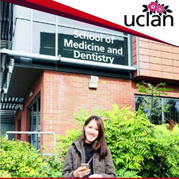 รีวิวจากน้อง Plairung เรียนที่ University of Central Lancashire