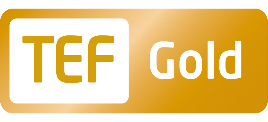 TEF Gold Cover