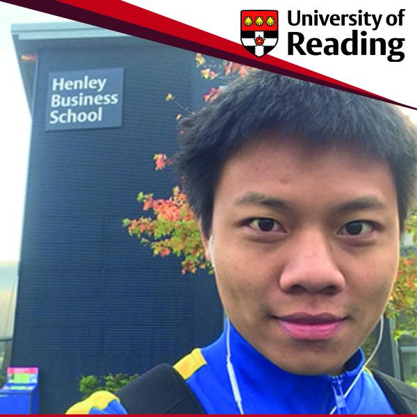รีวิวจากน้อง Worarpol เรียนที่ University of Reading