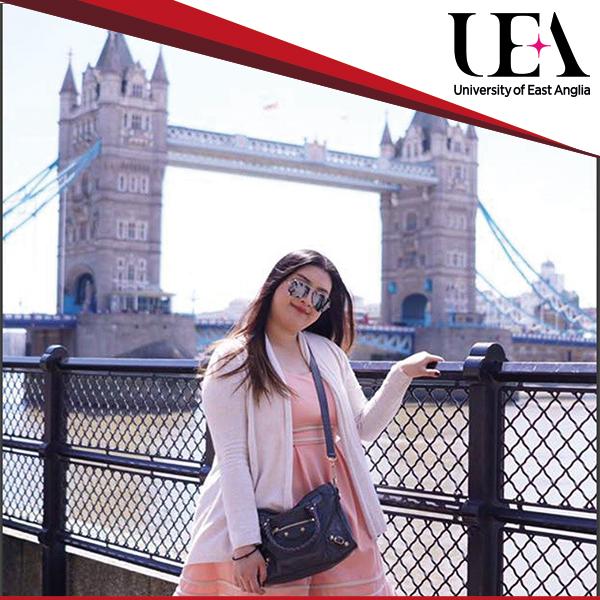 รีวิวจากน้อง Thanyaluk เรียนที่ University of East Anglia