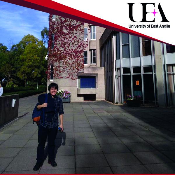 รีวิวจากน้อง Suchaya เรียนที่ University of East Anglia
