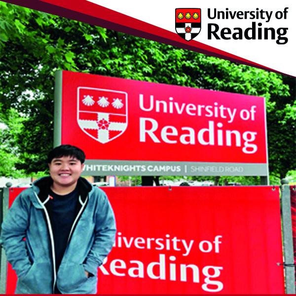 รีวิวจากน้อง Tichanee เรียนที่ University of Reading
