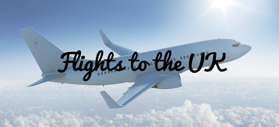 Flight to the UK (1)