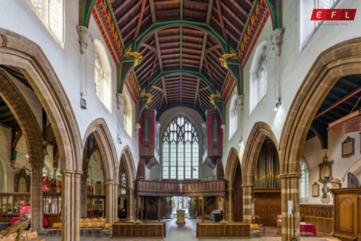 Leicester Cathedral 2