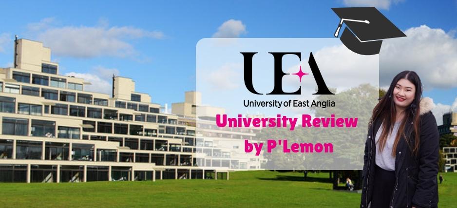 Lemon's University Review UEA