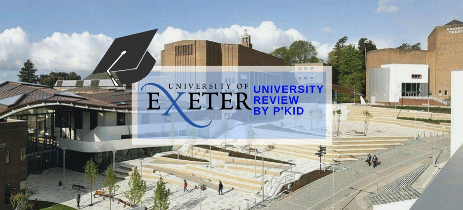 Exeter Review Cover