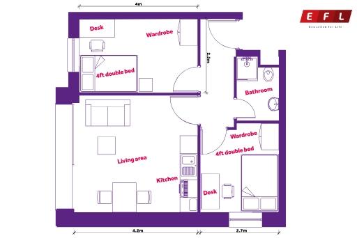 GCU Shared Apartment