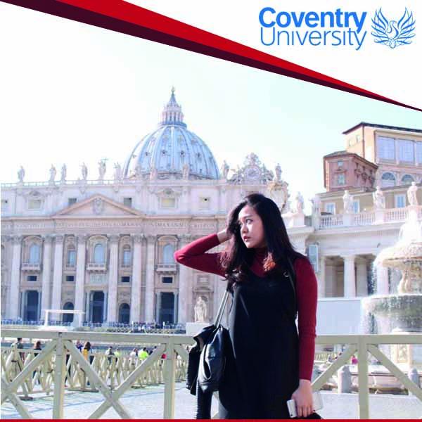 รีวิวจากน้อง Nutchanikorn เรียนที่ Coventry University