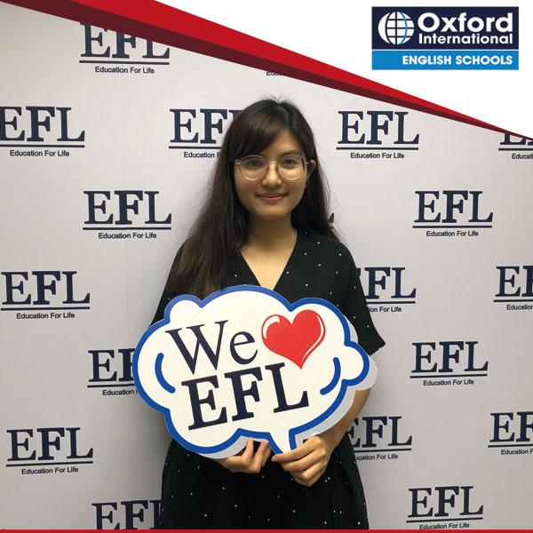 รีวิวจากน้อง Kiratika เรียนที่ Oxford International School