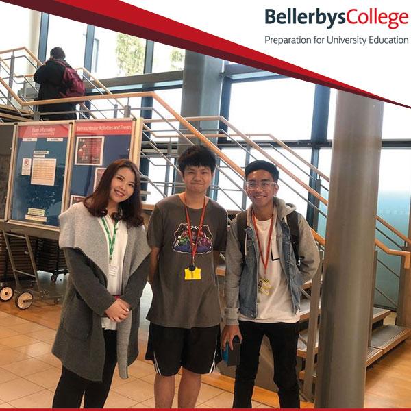 รีวิวจากน้อง Theme เรียนที่ Bellerbys College Brighton